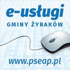 e-Usługi Gminy Żyraków